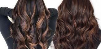 svetli pramenovi za braon boju kose