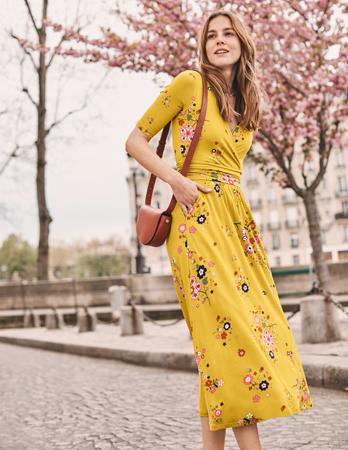 haljina safran