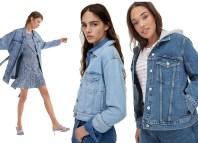 Kratke teksas jakne