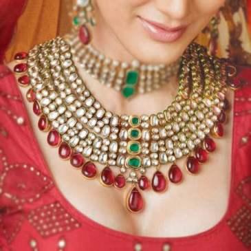 Solah Shringar: Necklace or Haar