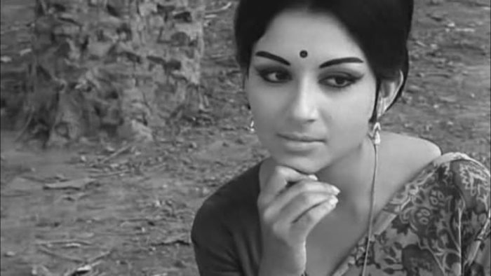 Sharmila Tagore. Source ~ utsavpedia.com