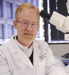 Dr. Dwight German, Professor of Psychiatry