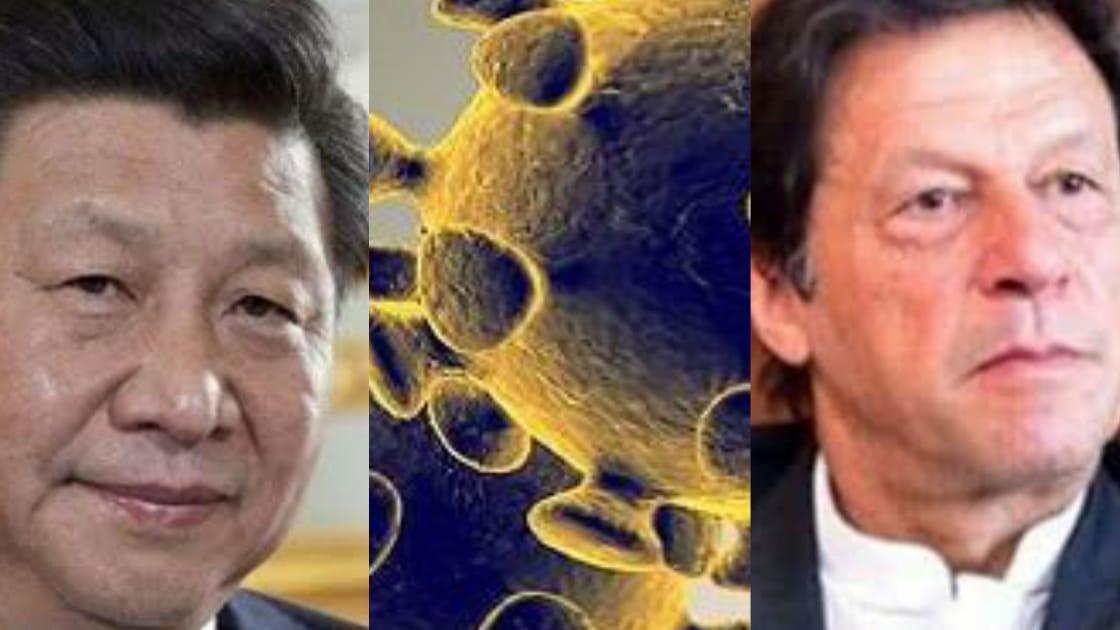 जैविक हथियार बना रहे चीन और पाक