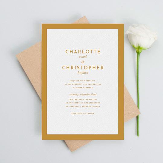 Wedding Invitations Customise Print Utterly Printable