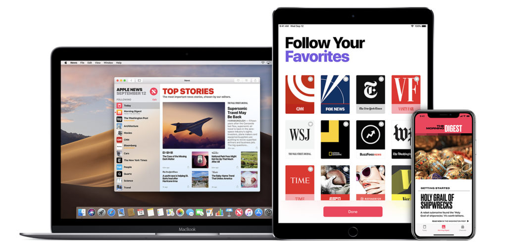 Apple March 25 Event - Apple News