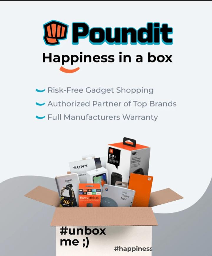 Poundit Ad