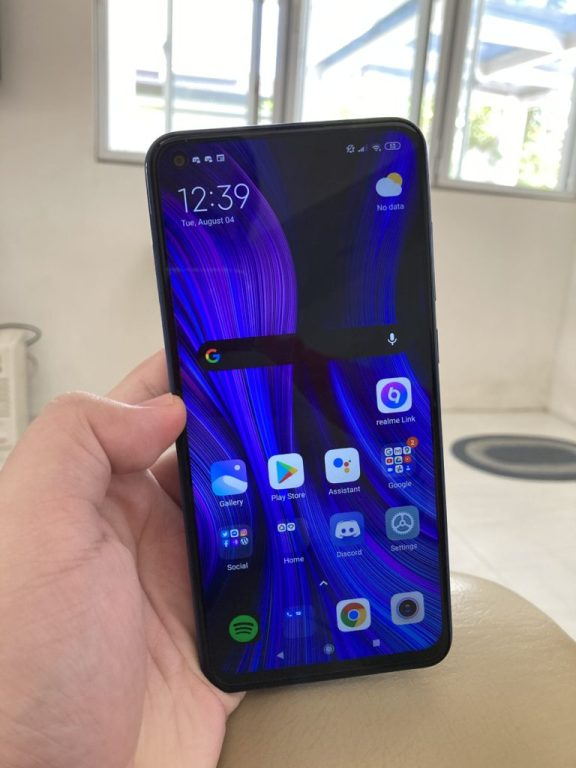 Redmi Note 9 First Impressions - Display