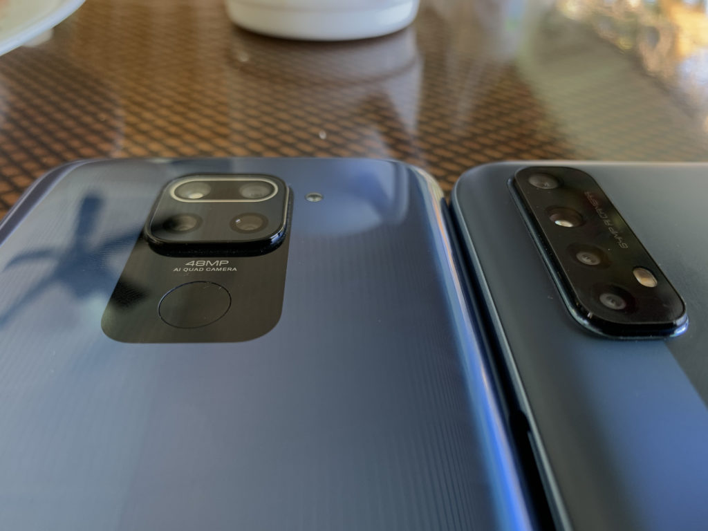 Redmi Note 9 Review - Cameras section