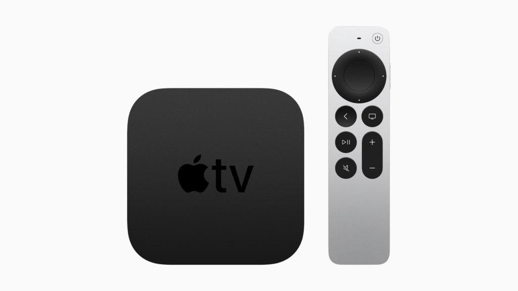 Apple Spring Loaded Event - Apple TV 4K