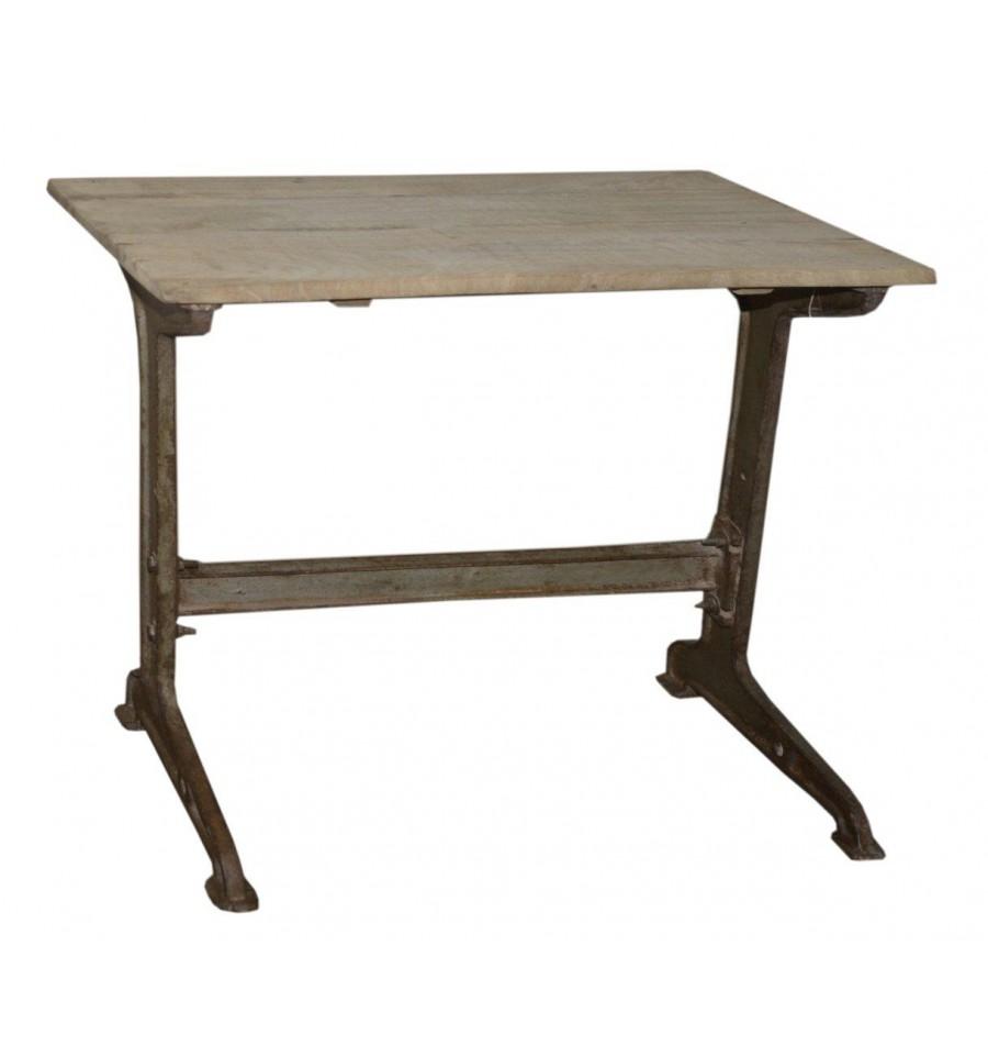 petite table d appoint vintage industriel
