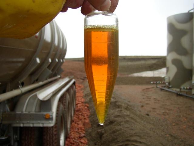Sweet Crude Oil