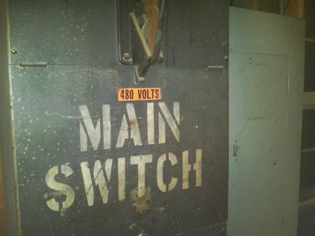 Main-Switch