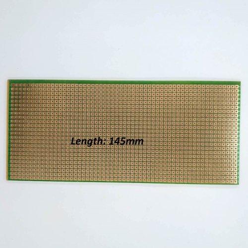 Dot Veroboard Single Sided Copper Layer PCB