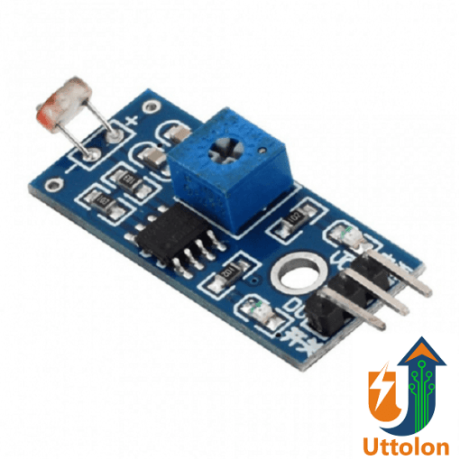 5V LDR Sensor Module