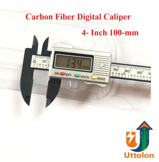 Slide Calipers Carbon Fiber 100mm-4 uttolon bd (1)