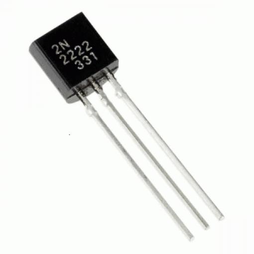 2N2222 60V 0.8A NPN Transistor