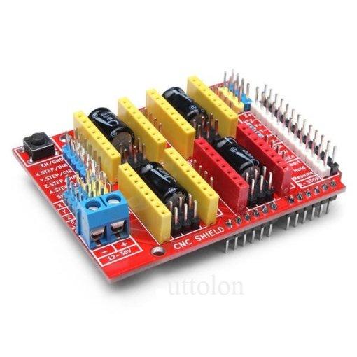 CNC Shield V3 Expansion Board For 3D Printer Arduino