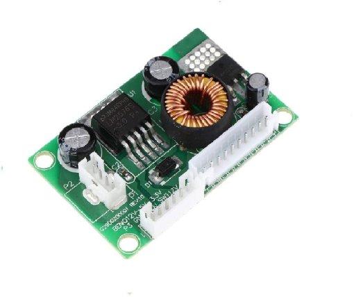 DC Buck Converter 12v to DC 12v 5v 3.3v multi Output Voltage