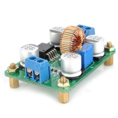 DC to DC 3V-30V To 4V-40V Step Up Power Supply Module Adjustable 5A (LM2587)