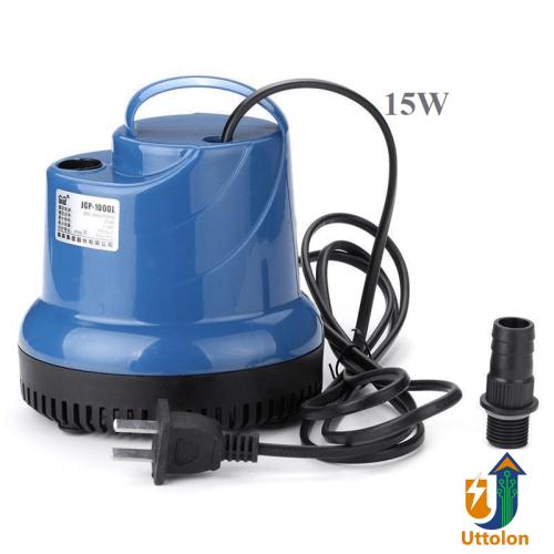 Submersible Water Pump JGP 1000L AC 220V 15W