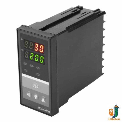 RKC Temperature Controller REX-C400uttolon