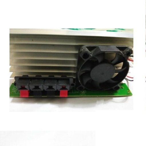 Hi-Fi Stereo Amplifier DX-2.1 High Power Audio Amplifier Board 100W+100W With Subwoofer Dual Home Theater AC18-24V