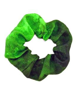 Metsä Green Scrunchie
