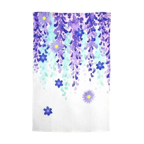 Fuji Lila Kitchen Towel