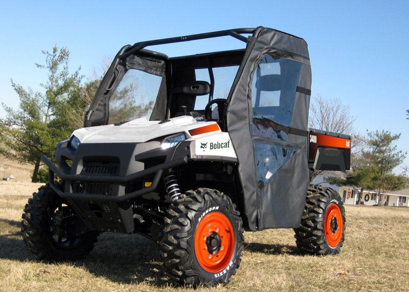 Kawasaki Mule 3010 Trans Windshield