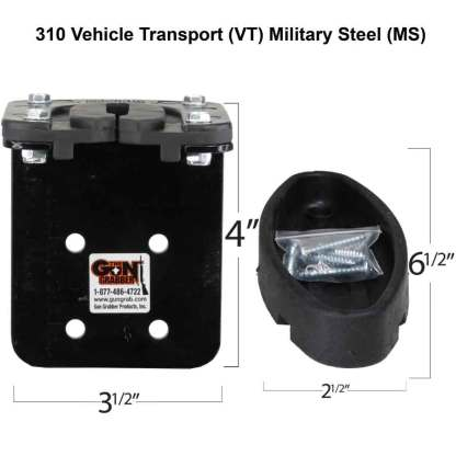 310 QR Quick Release Vehicle Transport Military Steel