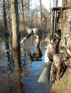 Duck Blind Deer Stand Quick Release Model 110QR