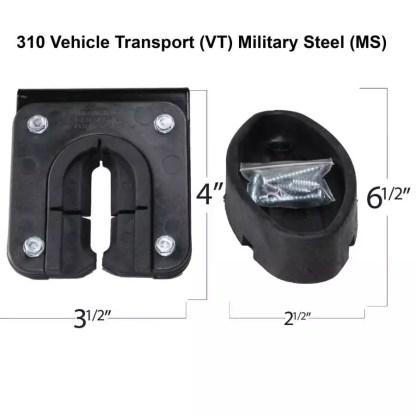 310 Vehicle Transport VT Military Steel MS