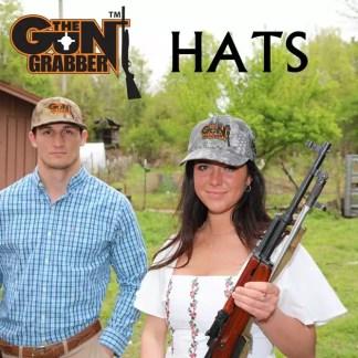 High Grade Gun Grabber Camo Hats