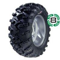 25x10.00-R12 GBC Grim Reaper ATV/UTV Tire Radial, 8-Ply #AE122510GR