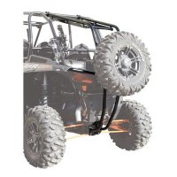 Tusk UTV Rear Bumper, Cargo Rack, and Spare Tire Carrier -Fits: Polaris RANGER RZR XP 1000 2014-2015