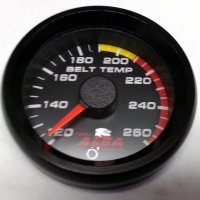 UTV Belt Temperature Gauge for Arctic Cat Wildcat