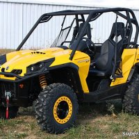 """SuperATV 2.5"""" LIFT KIT FOR CAN-AM COMMANDER"""