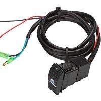 MotoAlliance ATV / UTV Custom Flush Mount Dash Switch