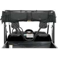 Moose Utility Division UTV Roll Cage Gun Holder Case Scabbard Black