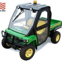 Curtis Industries Gator XUV PathPro SS Cab Enclosure. Thermoformed TPO Roof. 1GTRXUV