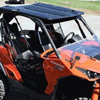 Can AM Maverick 1000 Commander 1000 800 JSTRONG Bluetooth Radio Roof Top W/ speakers #JT506BT
