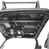 """UTV Overhead Gun Rack For Yamaha Rhino 