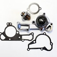 KAWASAKI MULE COOLING SYSTEM REPLACEMENT KIT W/ WATER PUMP, THERMOSTAT, & GASKETS