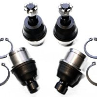 American Star Can-Am 4130 Chromoly Racing ATV/UTV Can Am A-Arm Ball Joint Set, Maverick, Renegade, Outlander, Commander.
