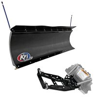 "New KFI 72"" Pro-Poly Snow Plow & Mount - 2011-2014 Bobcat 3400 UTV"