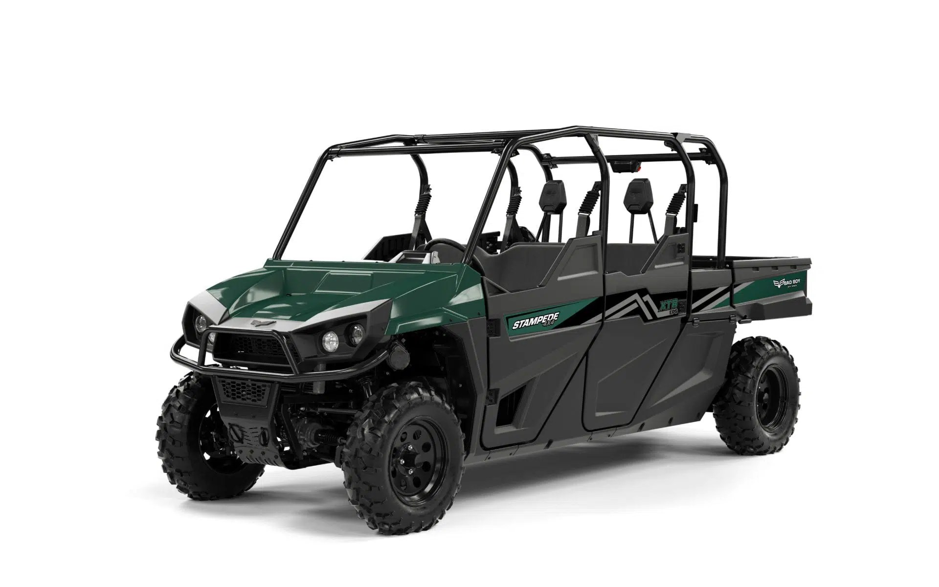 2017 Bad Boy Off Road Stampede Xtr Utv Planet Magazine