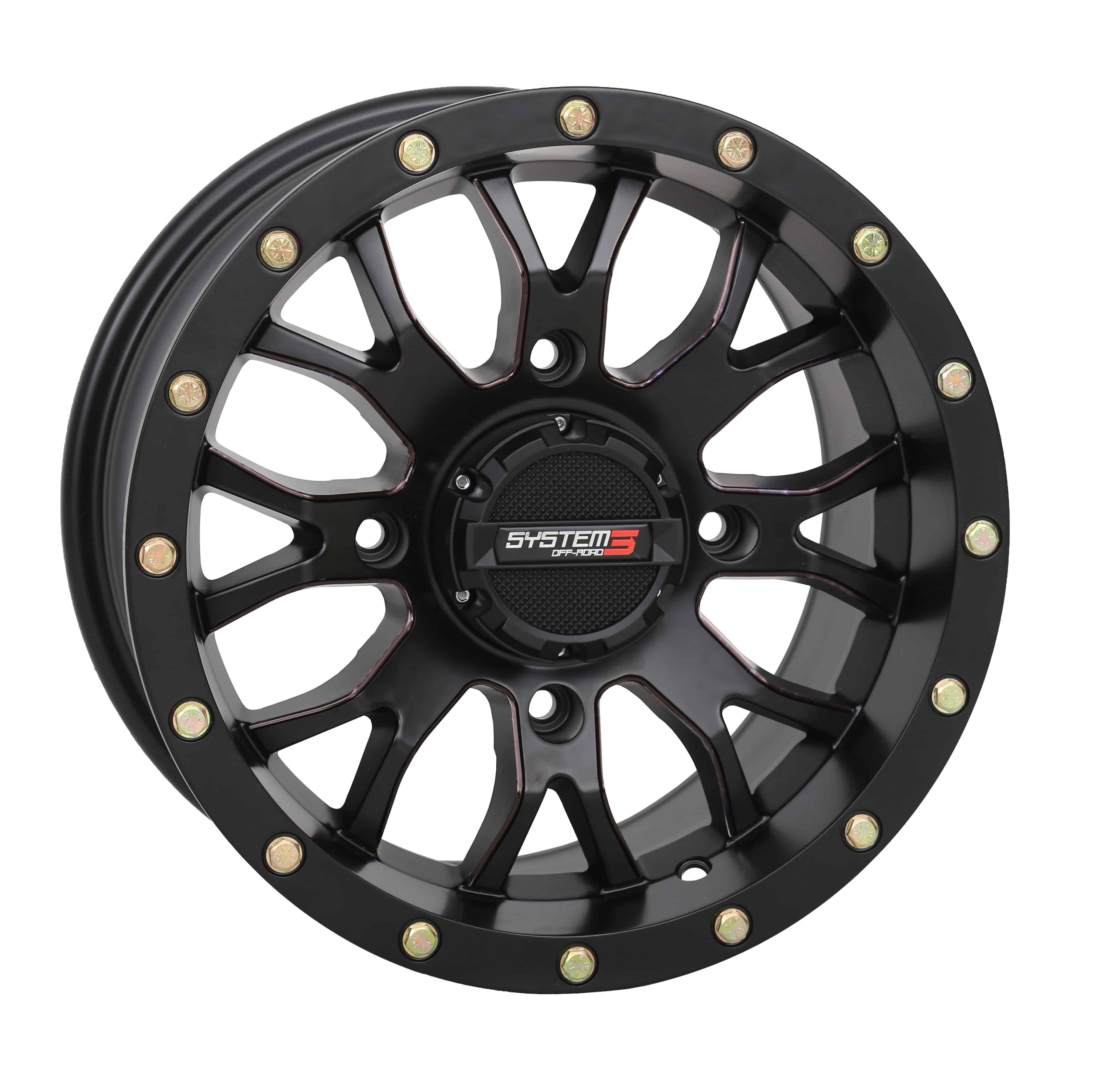 System 3 All New Tire And Wheel Brand Utv Sports Magazine