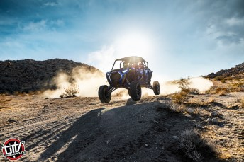 Polaris RZR 4 seat Turbo S