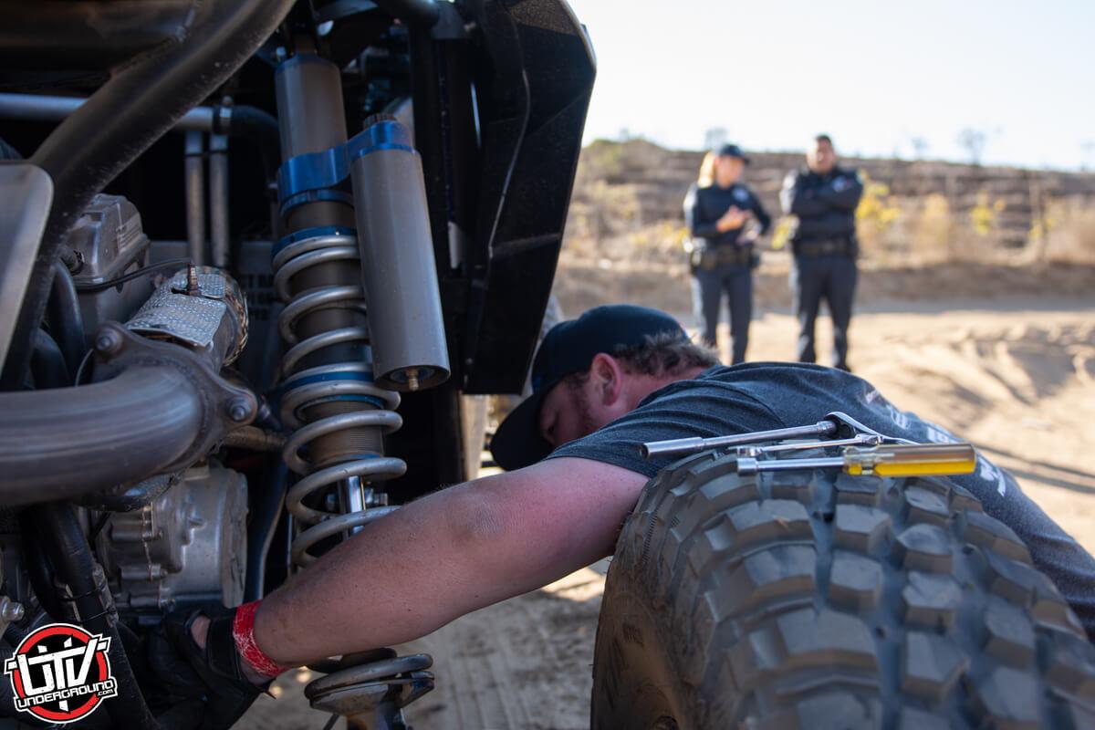Jagged X 2018 Baja 1000 Race Report - UTVUnderground com