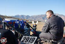 Jagged X Racing co-driver Miles Martin at 2018 Baja 1000